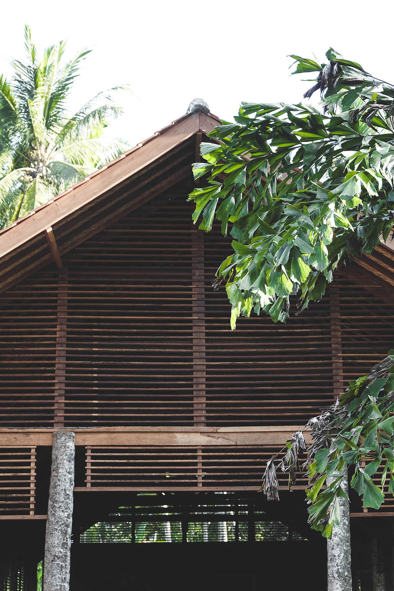 Restaurant & Farm in Bongkasa Bali Architect 05