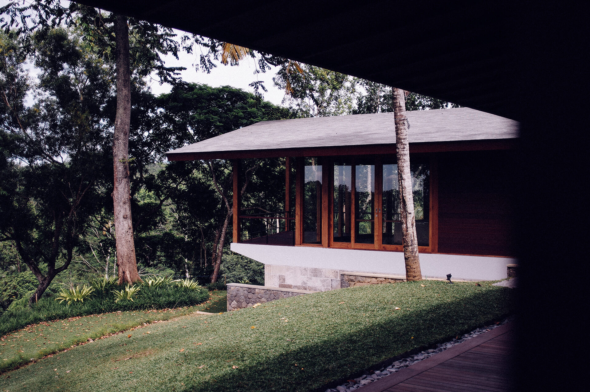 House in Payangan architect in Bali 01