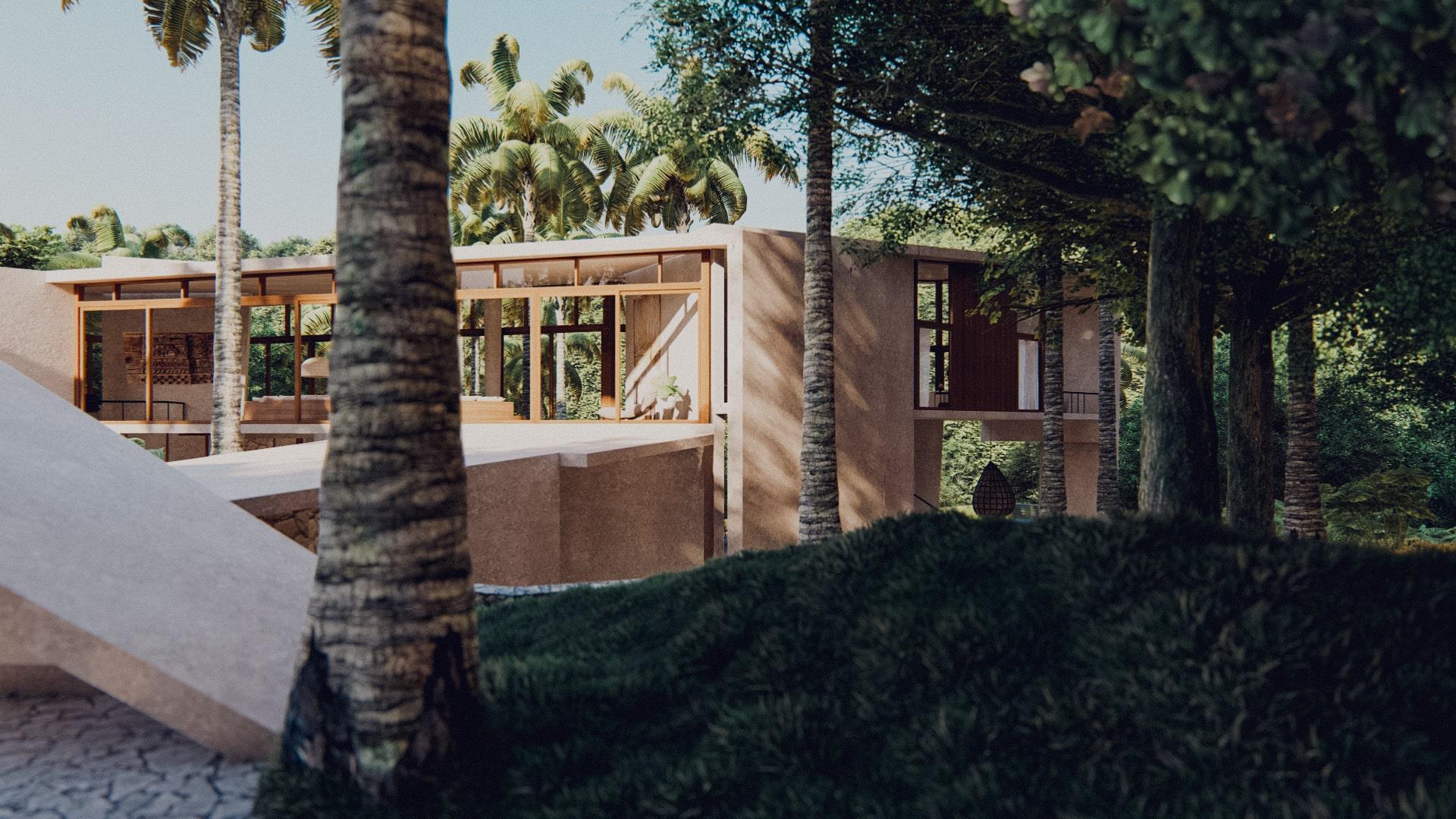 Villa Kabaka Bali Architect 10