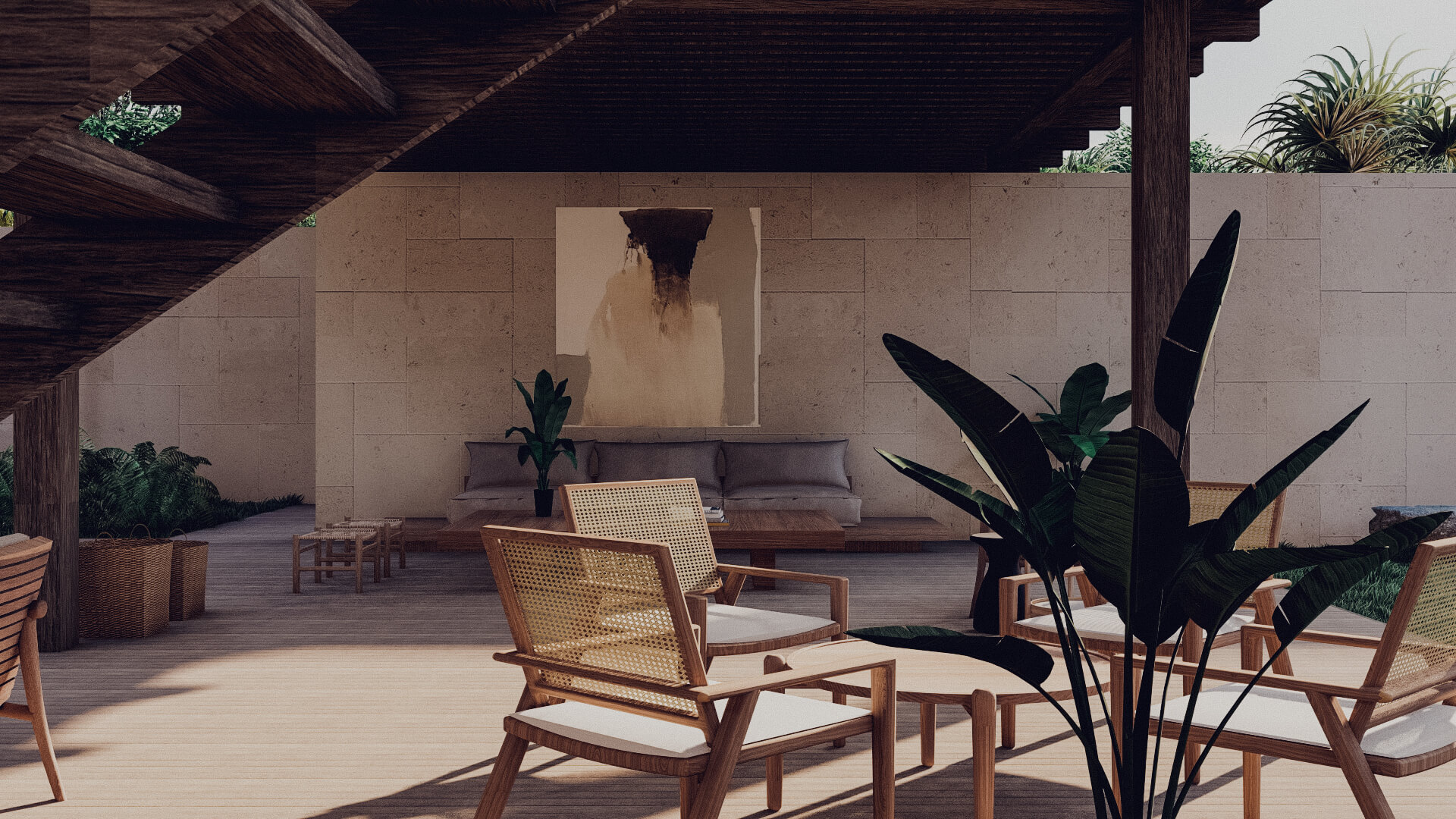 House in Lombok Indonesia Architect living