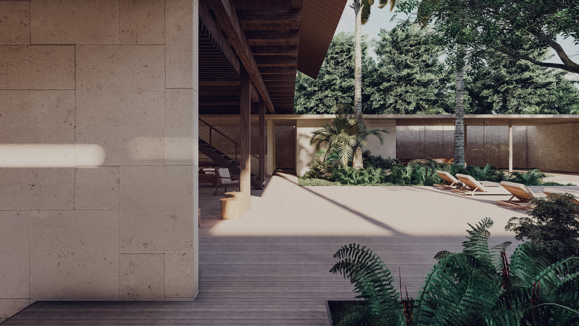 House in Lombok Indonesia Architect Arrival