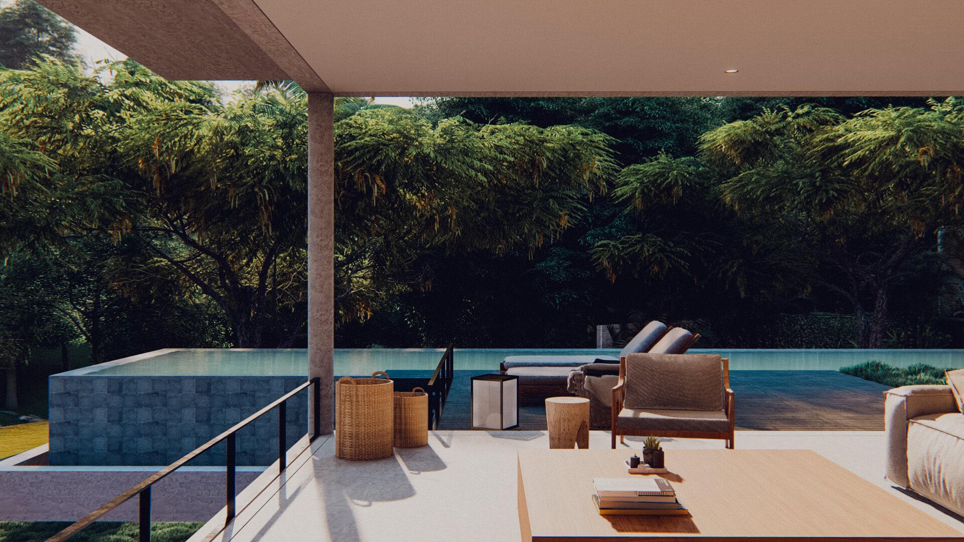 Villa Uma Dulas Bali Architect 10