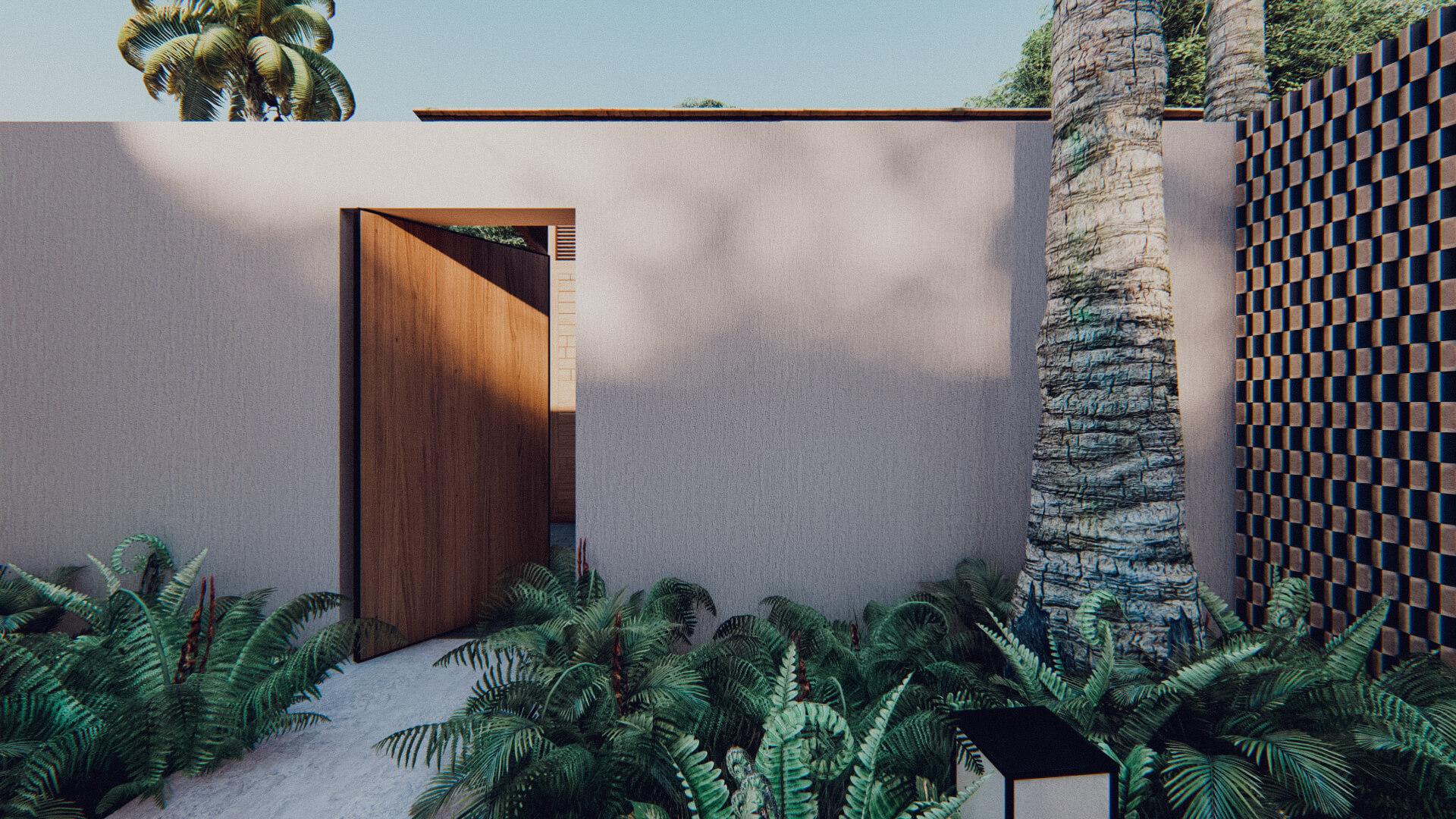 Villa Uma Dulas Bali Architect 05
